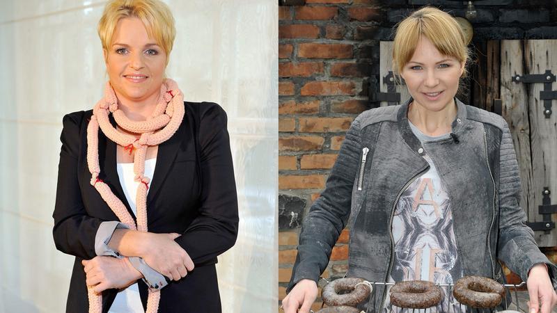 Katarzyna Bosacka kontra Anna Guzik (fot. AKPA)