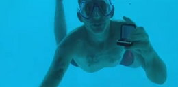 Oświadczał się pod wodą. Nigdy nie wypłynął na powierzchnię