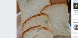 """Tarnowskie Góry. Ciężko chory pacjent dostał do zjedzenia zapleśniały, mrożony chleb. """"Chorych trujecie"""""""