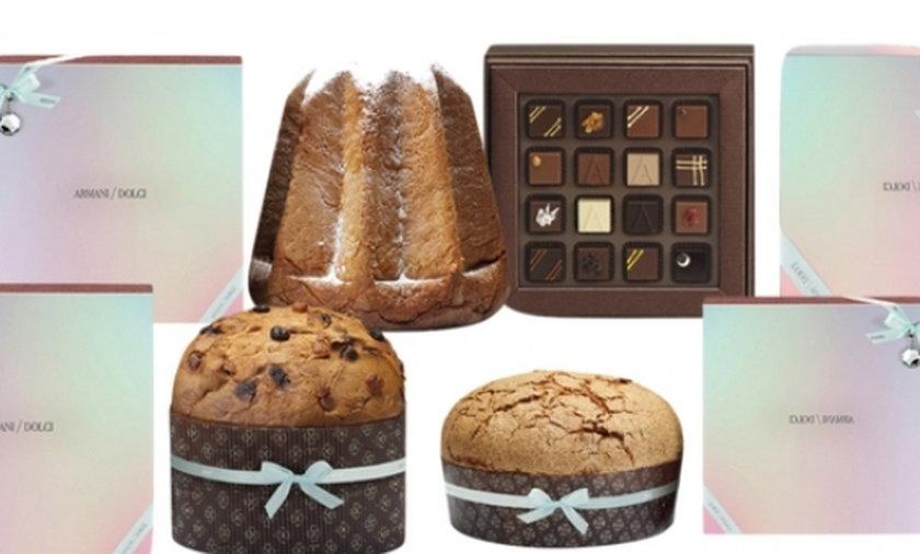 Świąteczne ciasteczka Armani