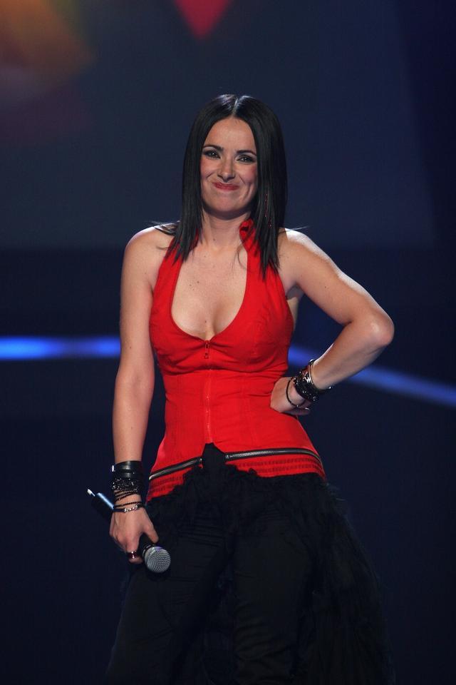 Kasia Kowalska w 2004 roku