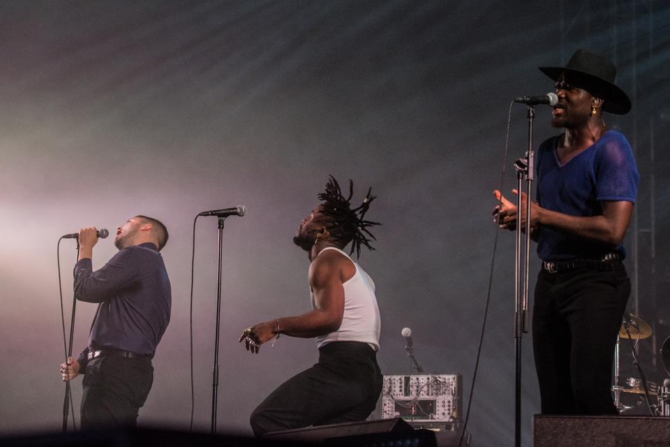 Open'er 2018:  Young Fathers