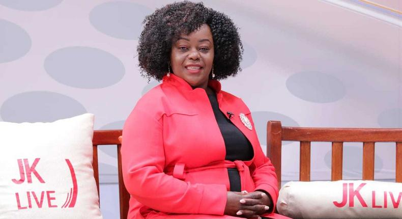 Mbita MP Millie Odhiambo
