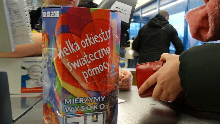 Wielka Orkiestra Świątecznej Pomocy w Lublinie