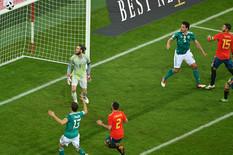 Fudbalska reprezentacija Nemačke, Fudbalska reprezentacija Španije