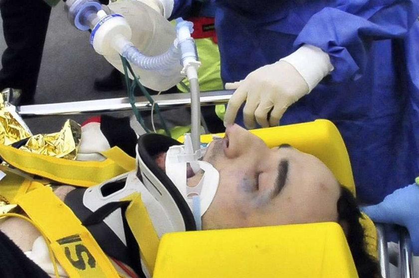 Dobrze, że Kubica złamał nogę!