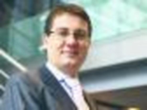 Marcin Kaszuba, dyrektor departamentu komunikacji i promocji NBP