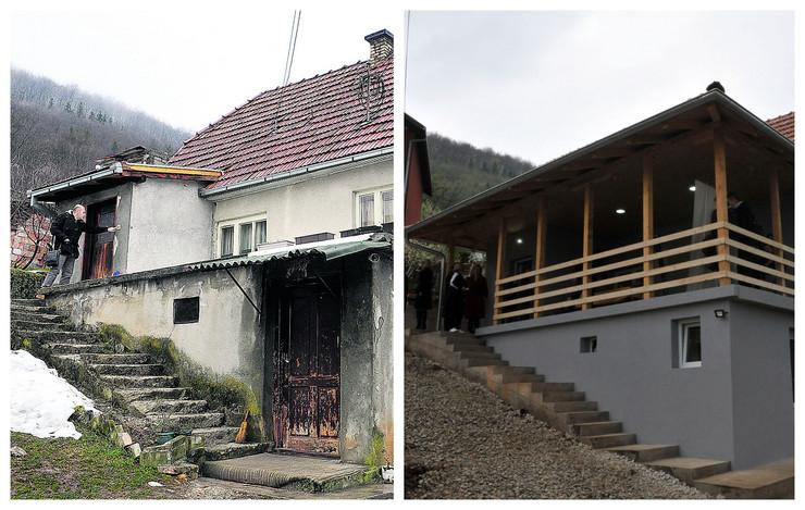 Kuća Kovačevića sada izgleda ovako