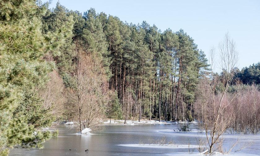 Ta rzeka pojawia się raz na kilkanaście lat