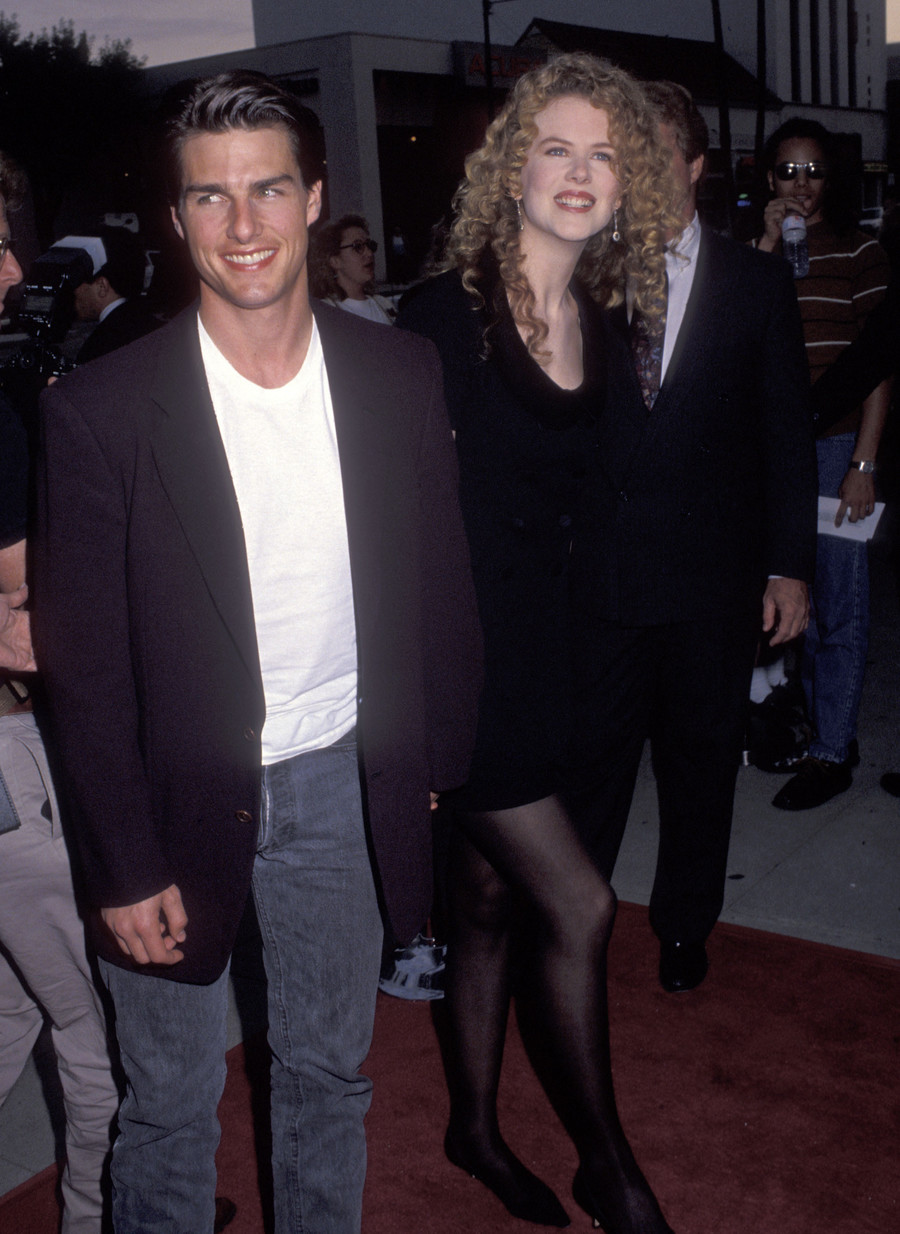 Tom Cruise i Nicole Kidman / GettyImages / Ron Galella, Ltd. / Contributor