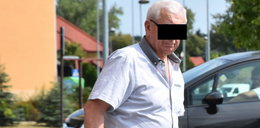 """Tylko w Fakt24: Koniec """"wakacji"""" dla zbrodniarza! Były milicjant Jan M. w drodze do zakładu karnego w Bytomiu"""