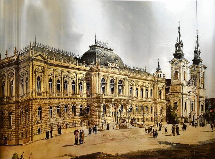 izlozba, arhitekta Vladimir Nikolić