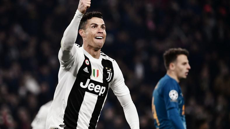 Cristiano Ronaldo netted a brilliant hat trick for Juventus to progress to the Champions League
