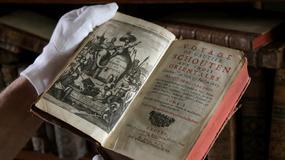 Do muzeum w Kętrzynie trafił zbiór cennych starodruków, znalezionych na śmietniku