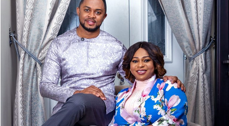 Marriage goals: Adwoa Safo pens down emotional message to her husband on their first marriage anniversary