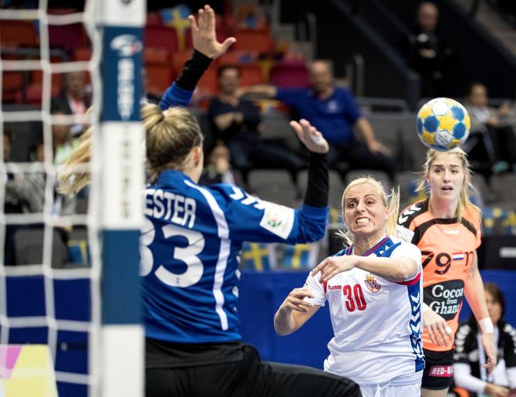 Ženska rukometna reprezentacija Srbije, Ženska rukometna reprezentacija Holandije