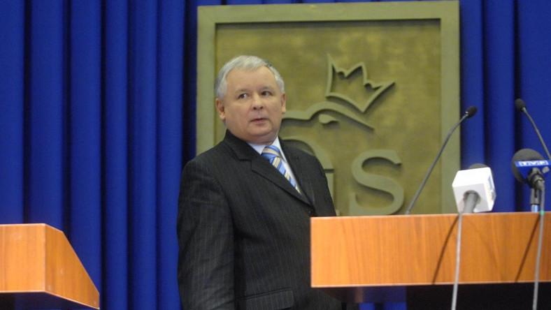 Nazwisko Kaczyńskiego pojawia się w śledztwie paliwowym?