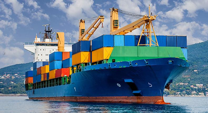 Shipping system in Ghana