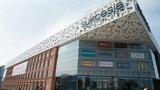 Łódź. Centrum Handlowo- Rekreacyjne Sukcesja zamyka się
