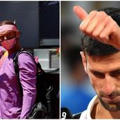 TENISKI POTRESI! Đoković oborio rekord, a Rafael Nadal pao na ATP listi - i to od danas može da bude vrlo nezgodno za Novaka!
