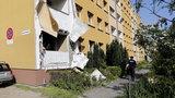 Gliwice: Wybuch gazu. 5 osób rannych