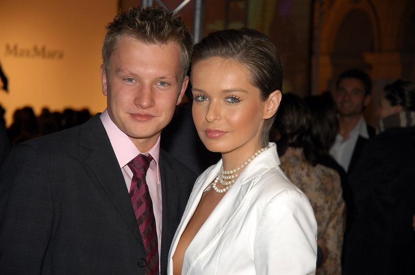 Kuba Wesołowski i Katarzyna Sowińska