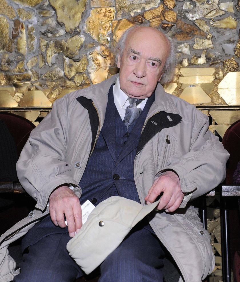 Wiesław Michnikowski w 2008 roku