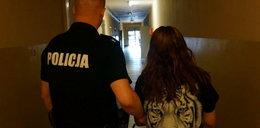 27-latka użyła w barze broni. Założyli jej kaftan
