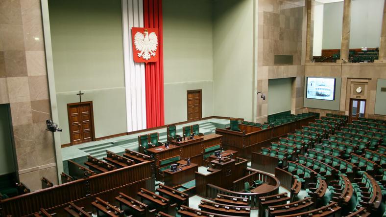 Sejm: podkomisja za zmianami w ustroju sądów