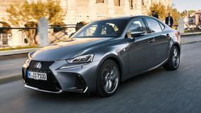 Lexus IS po liftingu – ewolucja w dobrym kierunku   TEST
