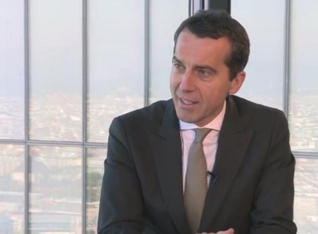"""Pregovori s Turskom su samo diplomatska fikcija"": Kristijan Kern, kancelar Austrije"