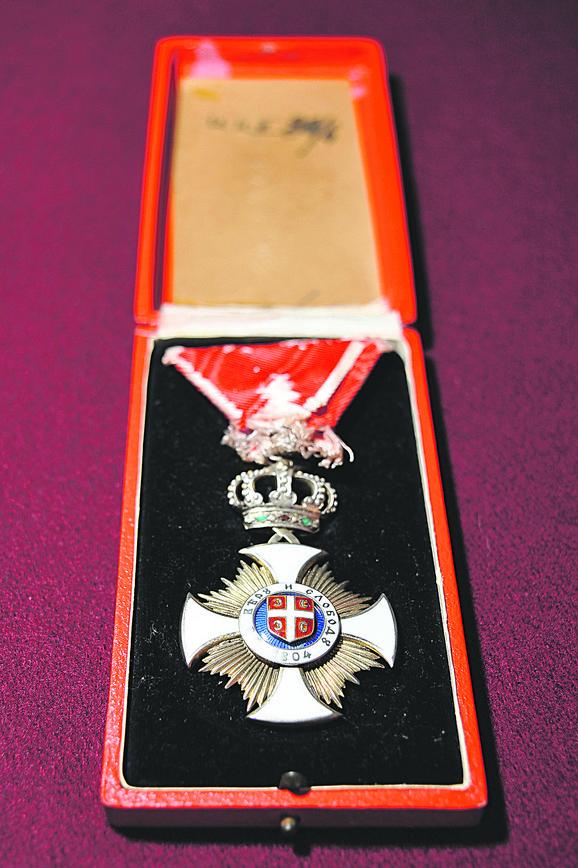 Orden Karađorđeve zvezde IV stepena