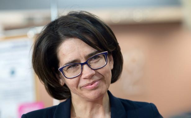 """Rzeczniczka PiS poinformowała, że sprawdziła aktywność minister Anny Streżyńskiej na posiedzeniach Rady Ministrów i """"nigdy żadnych uwag, co do zmian, które my wprowadzamy na Radzie Ministrów nie miała"""""""