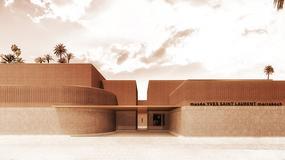 Muzea Yves Saint Laurent w Paryżu i w Marrakeszu