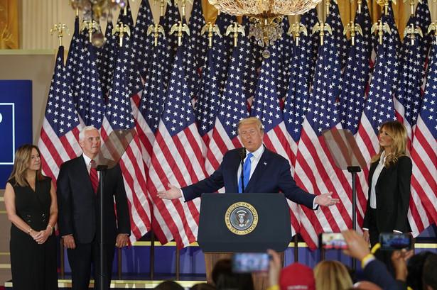 USA, Donald Trump