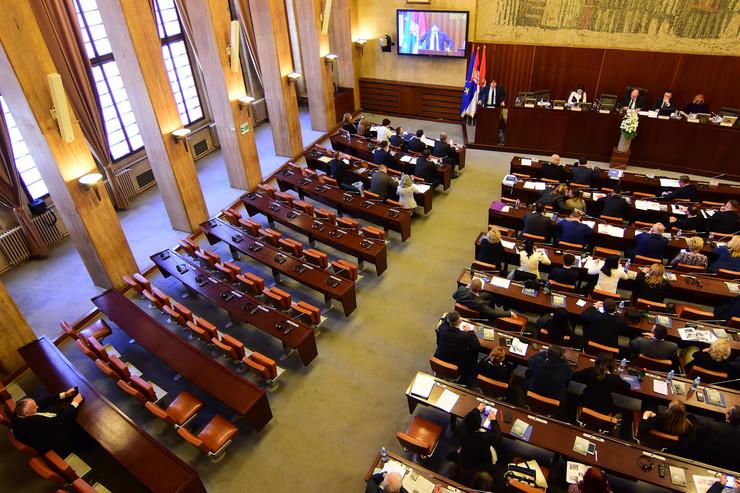 Skupština Vojvodina, Novi Sad, Vojvođanski parlament, Bojkot