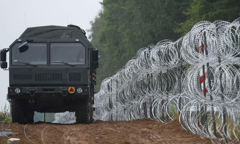 Nie żyje kolejna osoba, która próbowała przekroczyć granicę białorusko-polską.