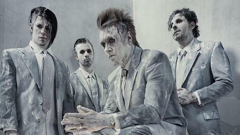 Papa Roach (fot. materiały prasowe)