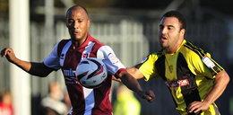 Angielski piłkarz skazany na ponad cztery lata więzienia!