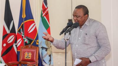 Kenyans reveal 5 things they will remember Uhuru with after his 2nd term - Tifa poll