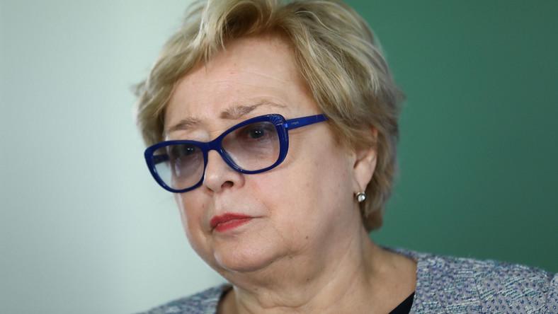 Prof. Małgorzata Gersdorf