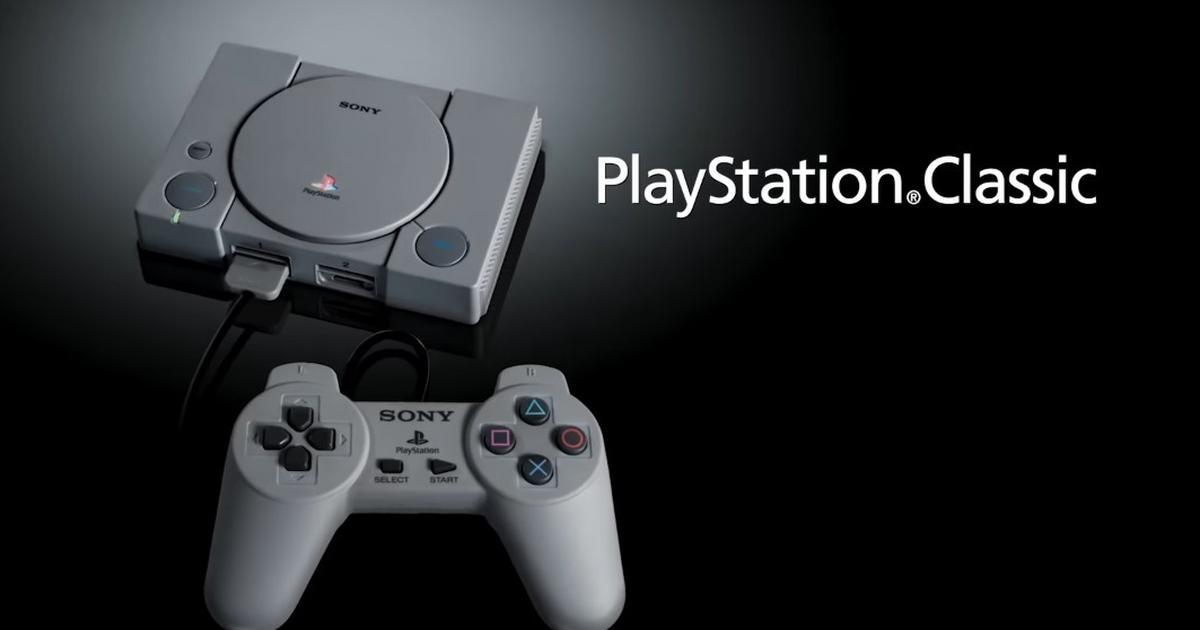 PlayStation vraća u život legendarnu retro konzolu Sony je objavio da uskoro pušta u prodaju rimejk svoje prve konzole PS1, po imenu PlayStation Classic. Nova konzola biće umanjena verzija originala, pojaviće se u prodavnicama pred božićne praznike 3. decembra i koštaće 99.99 dolara. Podeli