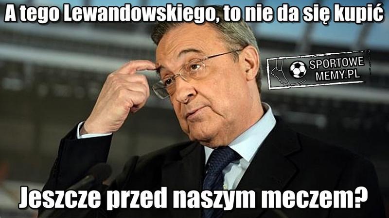 Memy po losowaniu par 1/4 finału Ligi Mistrzów