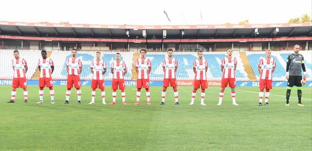 FK Crvena zvezda, FK Novi Pazar