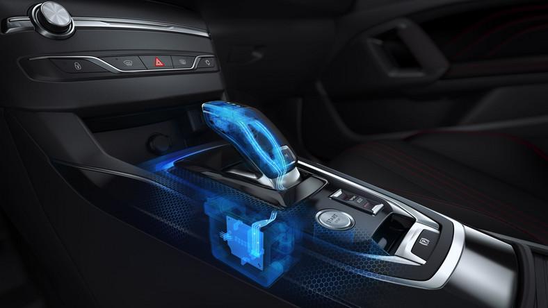 Peugeot 308 będzie dostępny z automatem EAT8 japońskiej firmy Aisin