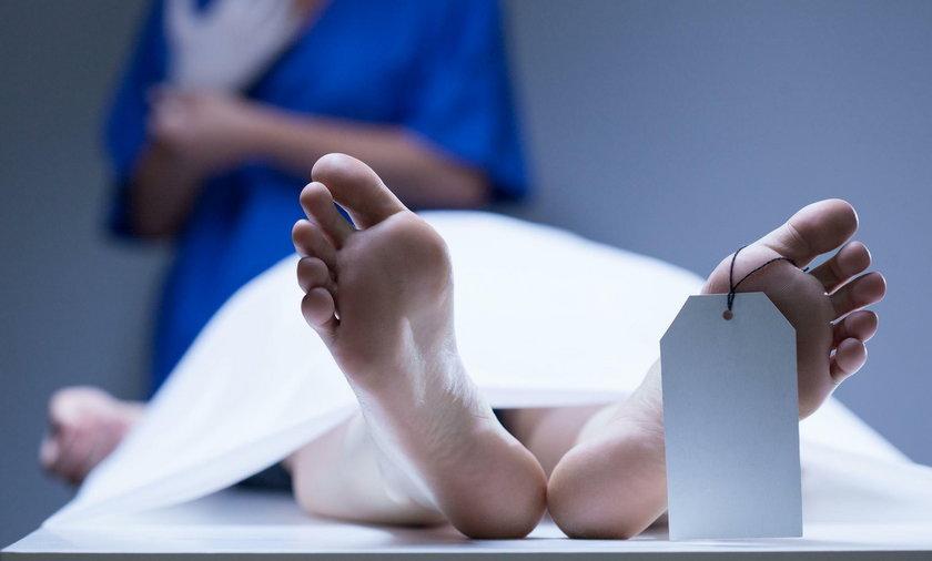 Skandal w szpitalu! Ochroniarz uprawiał seks ze zwłokami