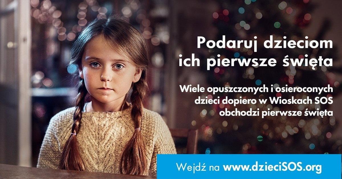 Podaruj dzieciom ich pierwsze święta - Wiadomości