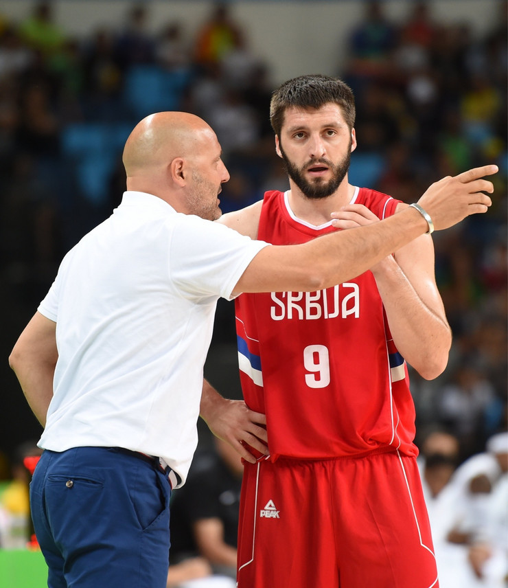 Aleksandar Đorđević, Stefan Marković