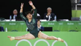 Rio 2016: gimnastyczka porównywana do postaci z kreskówki