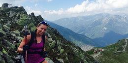 Szalony wyczyn Kowalczyk! Justyna wspinała się po górach!